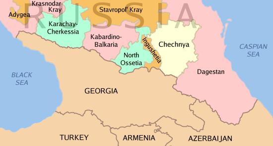 Strider i tjetjenien trots fredssamtal